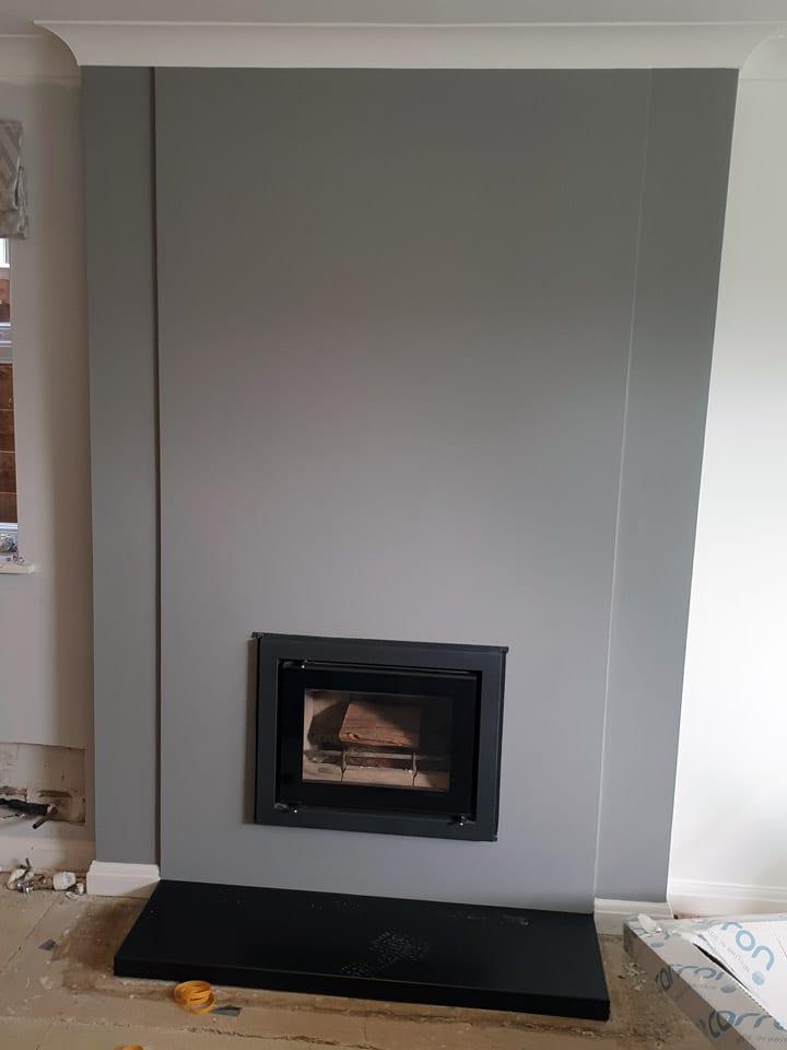 Hersham Fireplace Installation Bishops Stortford